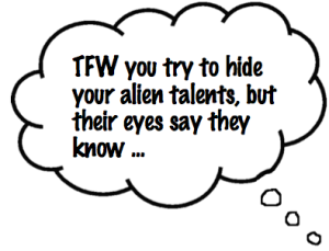 Alien Talents