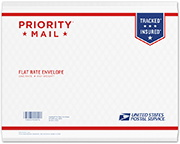 Padded Flat Rate Envelope
