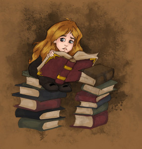 the_bookworm_by_ninidu-d2z1827
